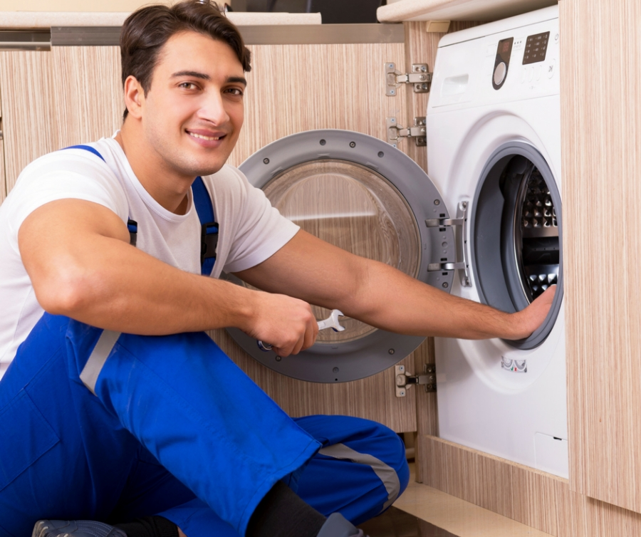 What Is A Walking Washing Machine And How Do I Fix It