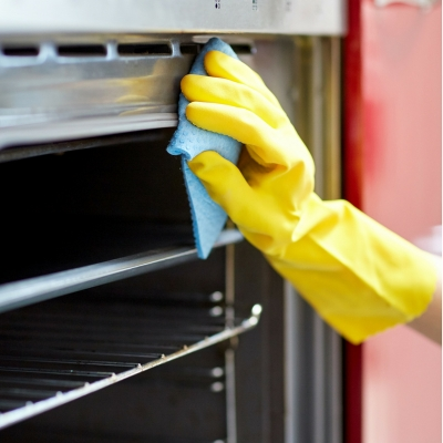 Cleaning Stove & Ovens Regularly Prevents the Need for Appliance Repairs