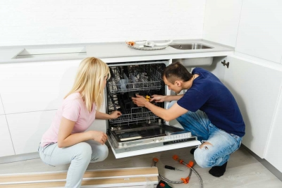 Should You Repair or Replace a Broken Dishwasher?