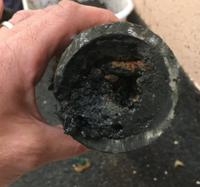 Putting the Wrong Stuff Down the Garbage Disposal Can Burst Pipes